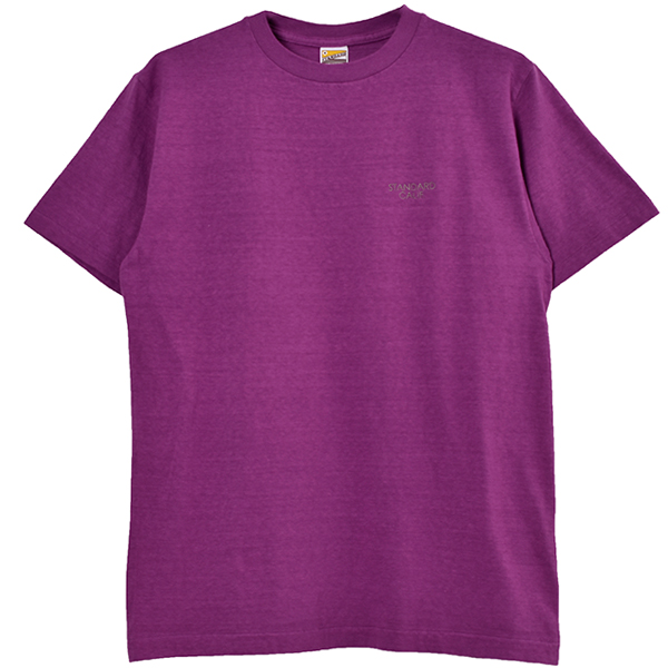 SD Small Logo T/PURPLE
