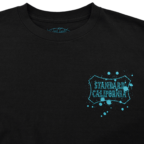 SD Splash Shield Logo T/BLACK