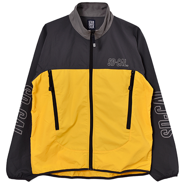 SD Sports Track Jacket/GRAY