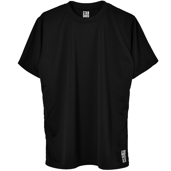 SD Tech Dry Daily First Layer Short Sleeve / DLS L1/BLACK