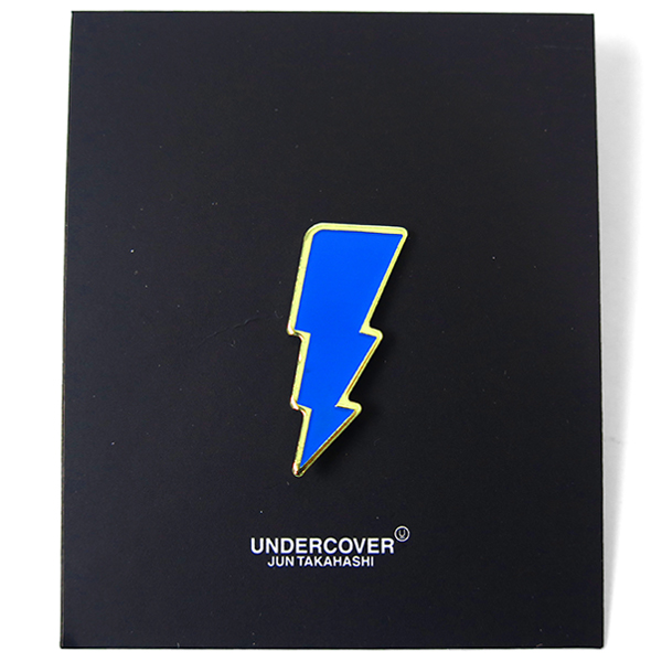 PINS THUNDER/GOLD