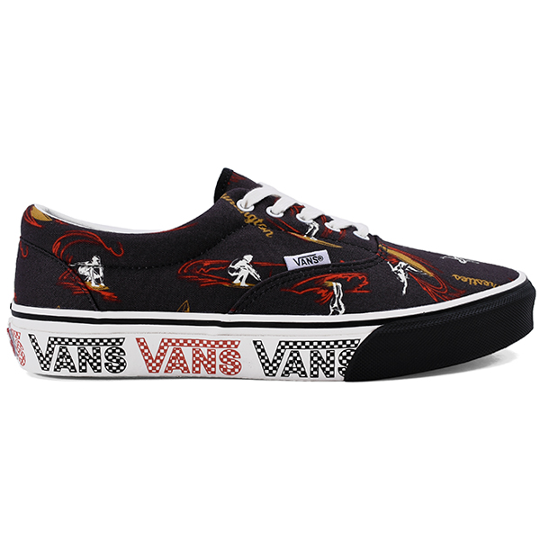 VANS × SD Surfers Era/BLACK