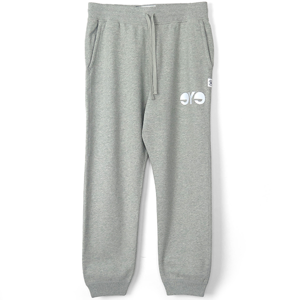REIGNING CHAMP Slim Sweatpant カスタマイズ/グレー(WC-T902-100)