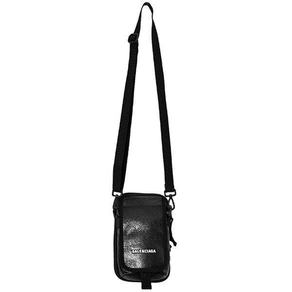ECXPLORER CROSS BODY POUCH /BLACK