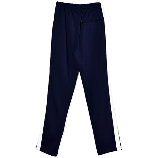 TRACK PANTS/NAVY/WHITE