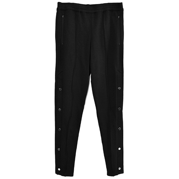 SPORTS SWEAT PANTS/BLACK