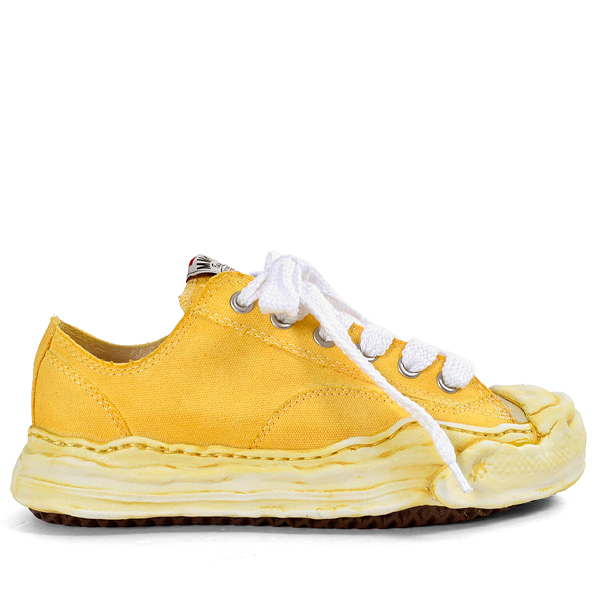 OG SOLE OVER DYDE LOW/YELLOW(A05FW706)