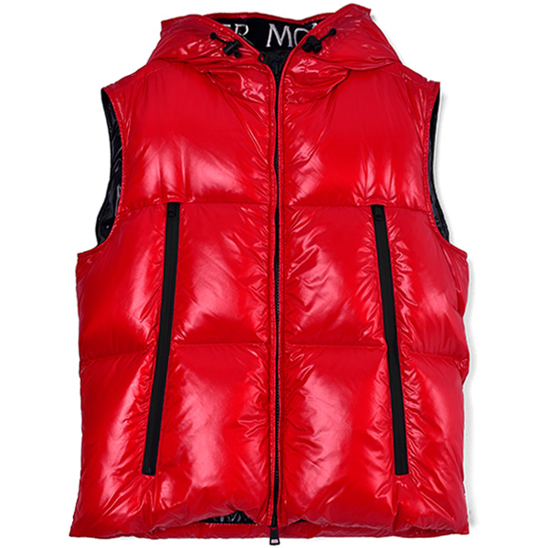 AGNEAUX GILET/RED