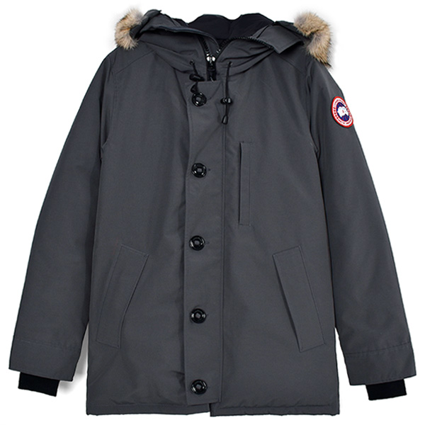CHATEAU PARKA FUSION FIT/DARK GRAY