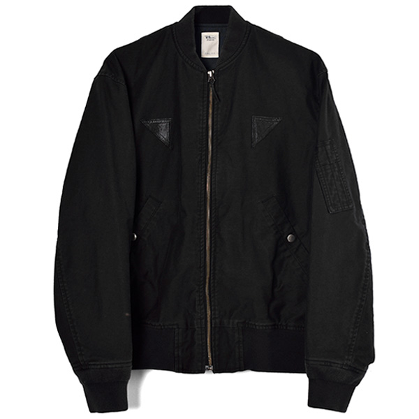 Bomber Jacket/BLACK