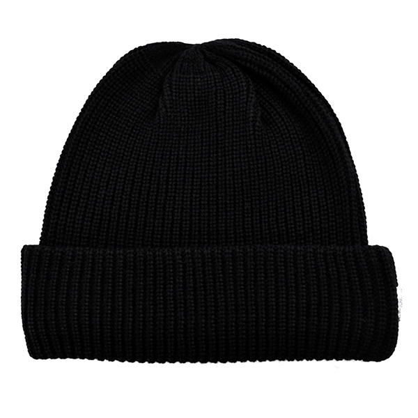 Military Watch Cap/BLACK