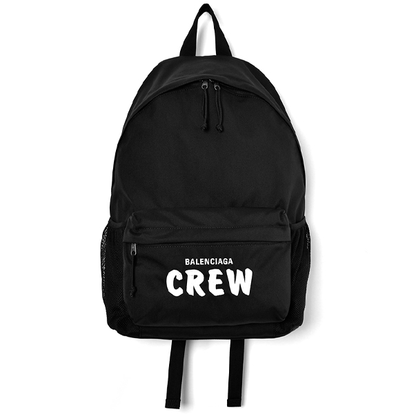 CREW BACKPACK/BLACK