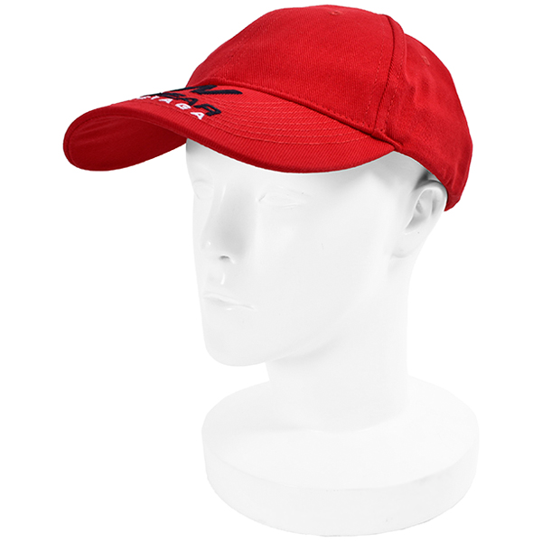 GYM WEAR CAP/RED
