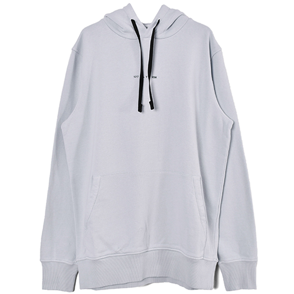 SPHERE LOGO HOODIE/LIGHT GRAY
