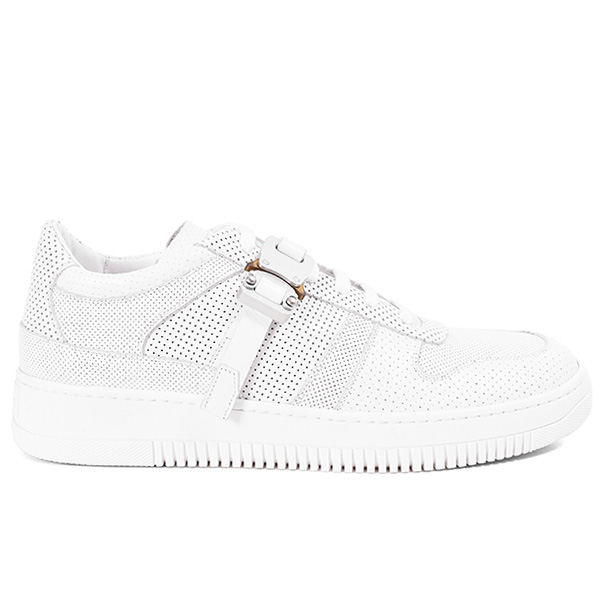 BUCKLE LOW TRAINER/WHITE