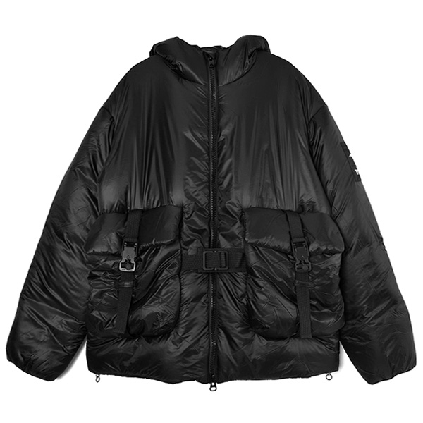 M CH3 LIGHTWEIGHT PUFFY JACKET/BLACK