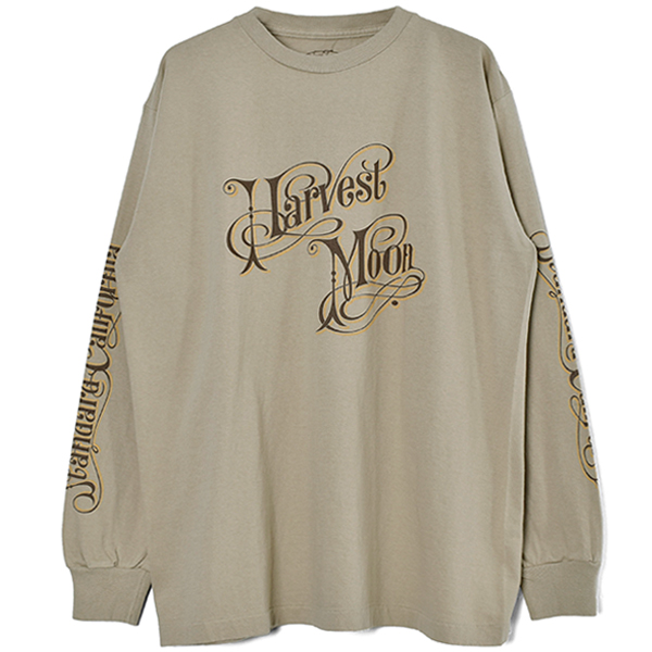 Harvest Moon Long Sleeve T/BEIGE