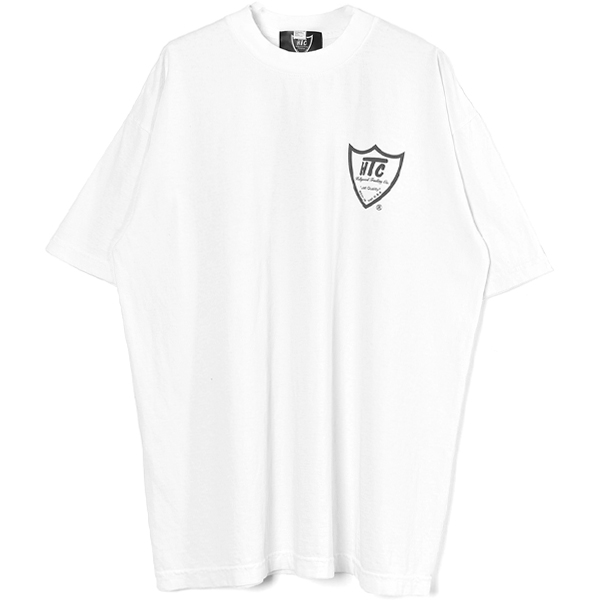 HTC × SD 20th Shield Logo T/WHITE