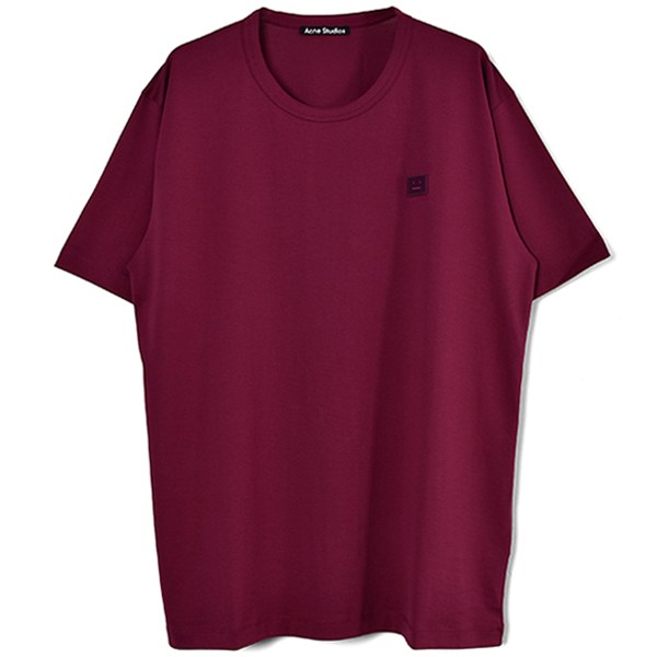 Classic fit t-shirt/DARK PINK