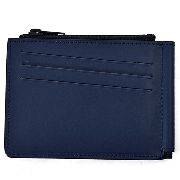 MONEY CLIP WALLET/DARK NAVY