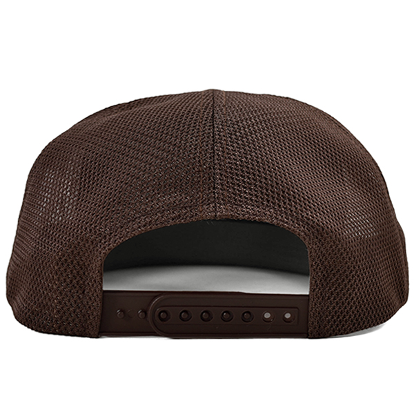 SD Harvest Moon Twill Mesh Cap/BROWN