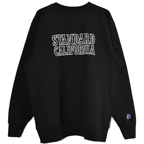 SD R.W. Logo Sweat/BLACK