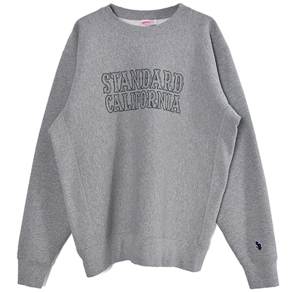 SD R.W. Logo Sweat/GRAY
