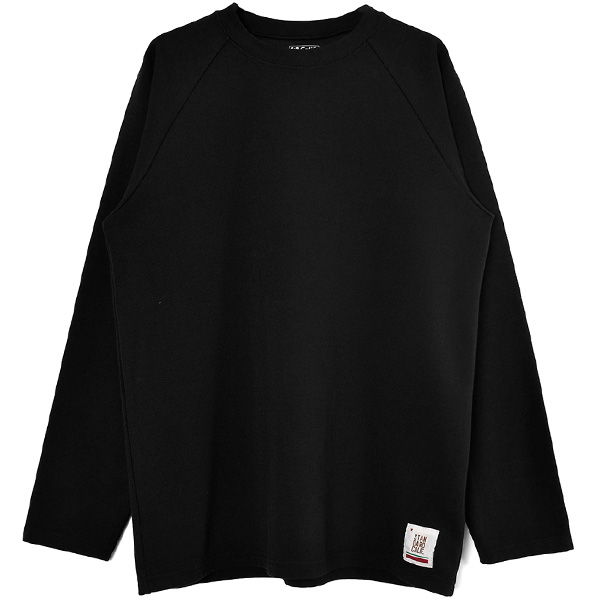 SD Thermolite Tech Warm Long Sleeve T/BLACK