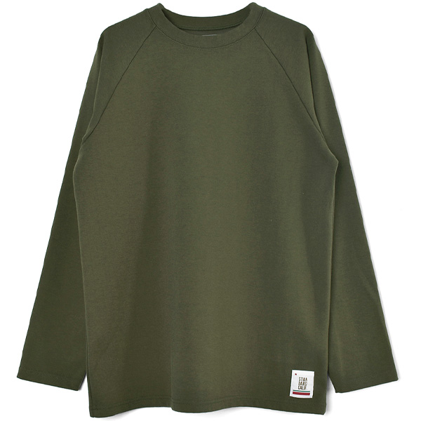 SD Thermolite Tech Warm Long Sleeve T/OLIVE