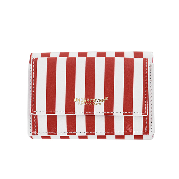 MINI WALLET/RED STRIPE
