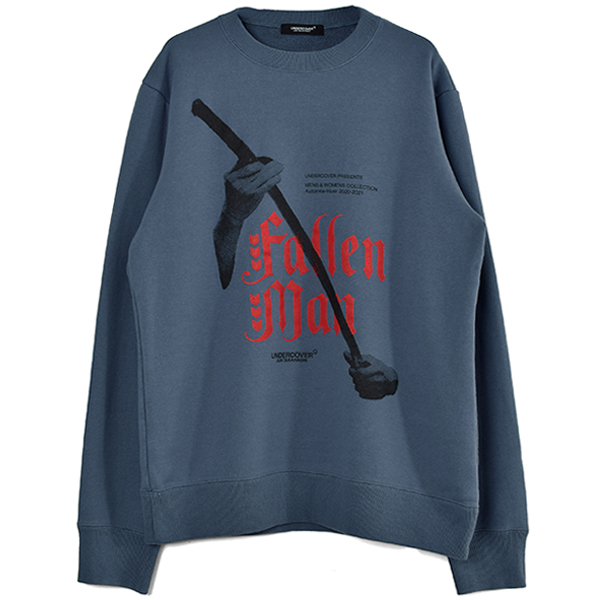 SWEAT KATANA/GRAY BLUE