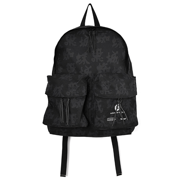 DAY PACK/BLACK BASE