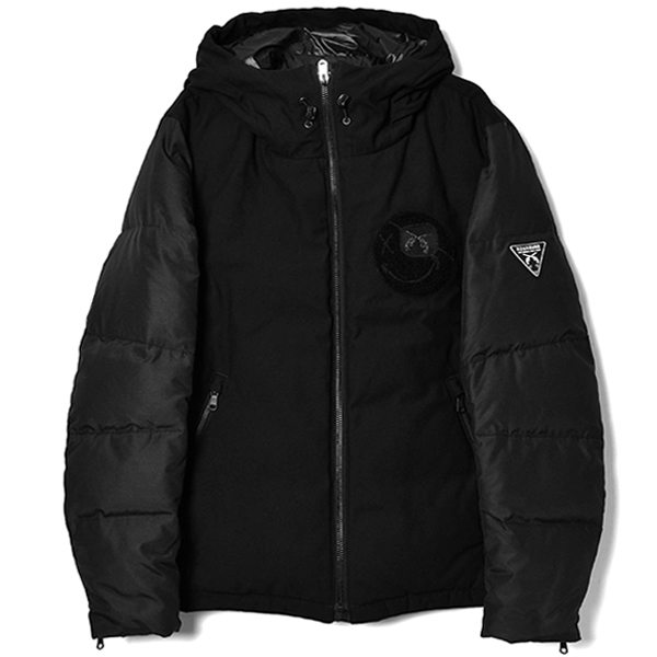 DOWN JACKET/BLACK