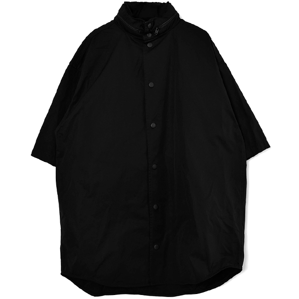 WINDBREAKER SHIRT/BLACK