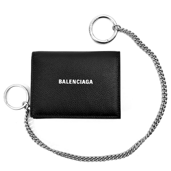 CHAIN WALLET/BLACK