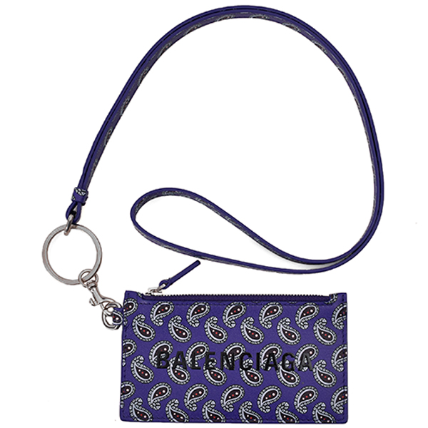 WALLET+KEYRING/PURPLE