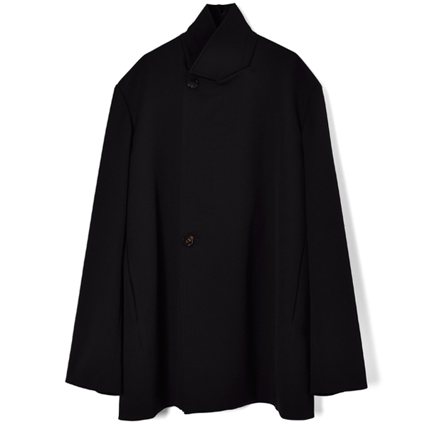 FLAP JACKET/BLACK