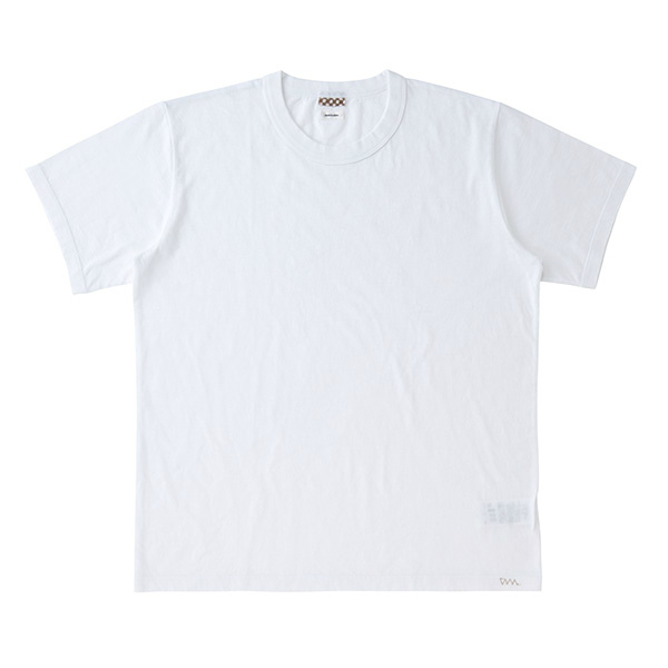 SUBLIG CREW 3-PACK S/S (WIDE)/WHITE