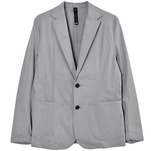 easy light jacket/LIGHT GRAY