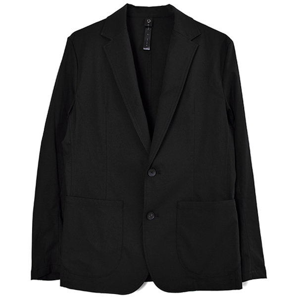 easy light jacket/BLACK
