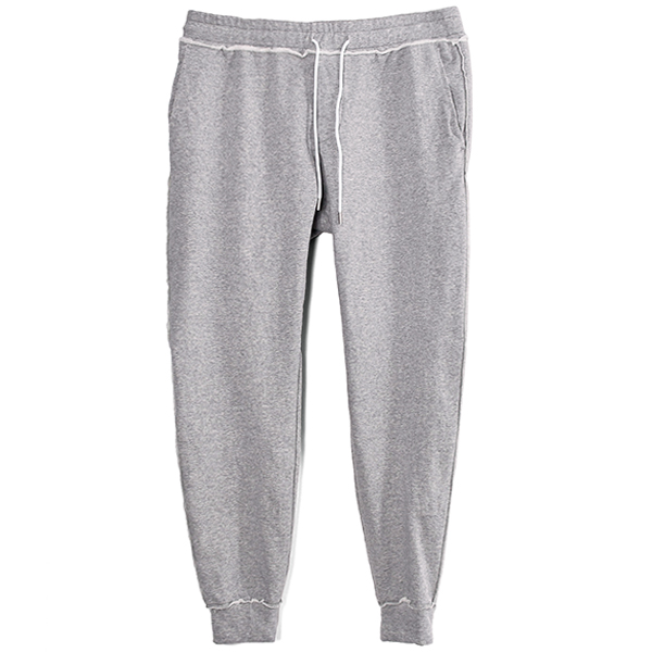super stretch pants/TOP GRAY