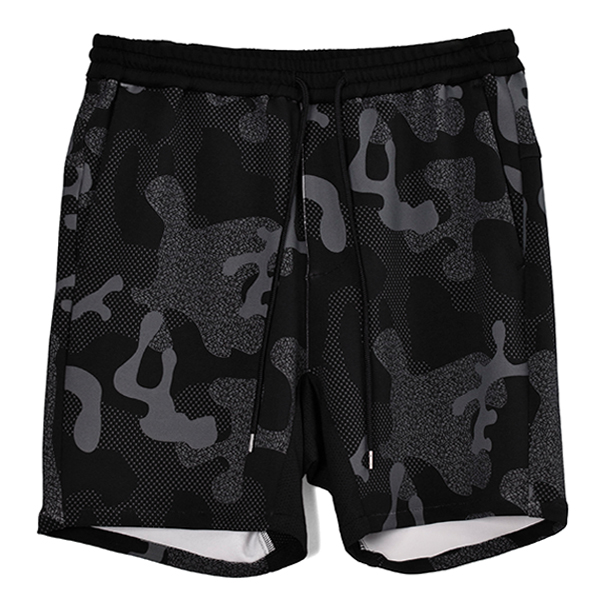beach-side shorts/MONO CAMO