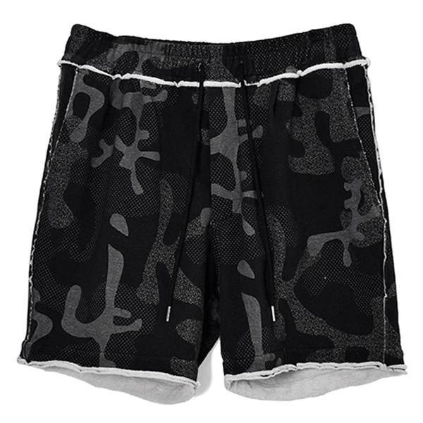 super stretch shorts(PT)/MONO CAMO