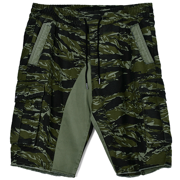 easy cargo shorts/tiger