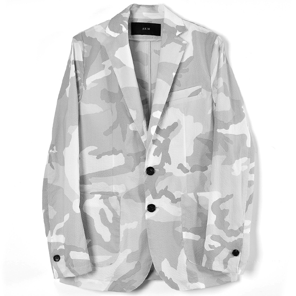 SWING EASY JKT/WHITE CAMO