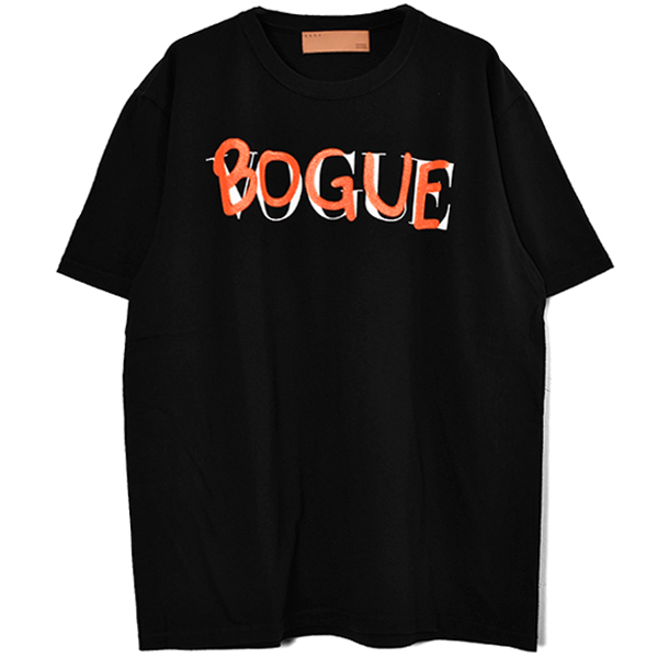[BANA×R&Co.]別注BOGUE TEE/BLACK