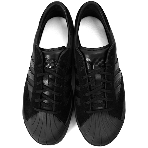 Y-3 YOHJI STAR/BLACK