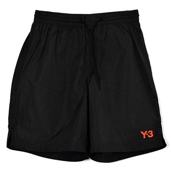 M LOGO SWIM SHORTS ML/BLACK