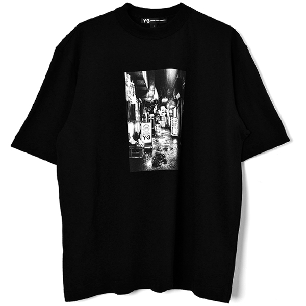 M ALLEY SS TEE/BLACK