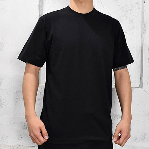 CRFT GRAPHIC SS TEE/BLACK